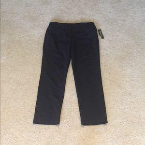 Alfani Pants - Slim leg, tummy control Black Pants