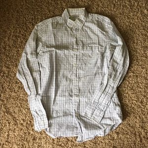 J. Crew Other - J. Crew Lightweight Plaid Shirt