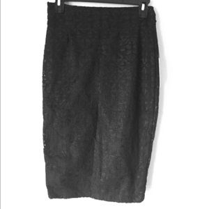 Astr pencil skirt