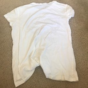 Zara Tops - Zara Holy Bite white shirt S