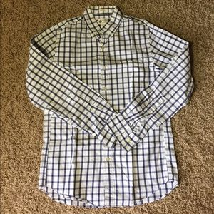J. Crew Other - J. Crew Washed Casual Plaid Shirt