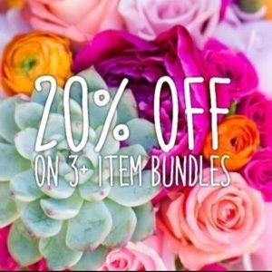Other - Bundle discount!! 💖