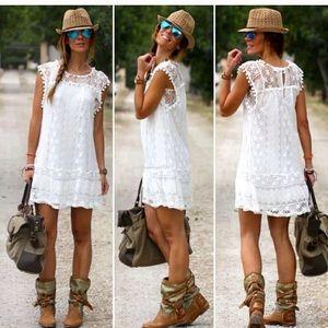 Dresses & Skirts - Women's Sleeveless Dress