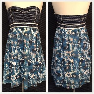 Urban Outfitters Dresses & Skirts - Kimchi Blue Strapless Dress Urban Outfitters Sz 8