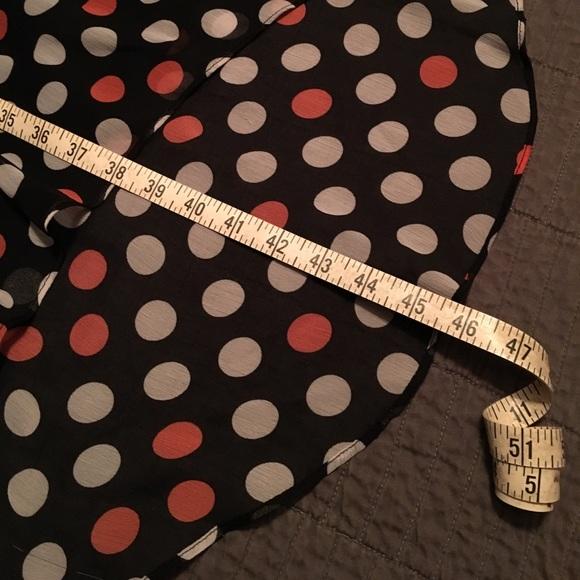 JBS Dresses - Polka Dot Hi-Lo Dress