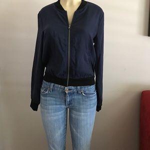 Chelsea Sky Jackets & Blazers - Navy Blue Jacket