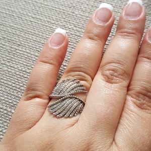 7cd6c8267 Pandora Jewelry | Original Angel Wings Ring | Poshmark