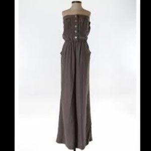Barneys New York CO-OP Pants - Twelfth Street for Barneys Co-Op Silk Jumpsuit XS
