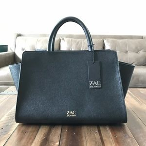Zac Posen Handbags - Zac Posen Eartha East West Satchel