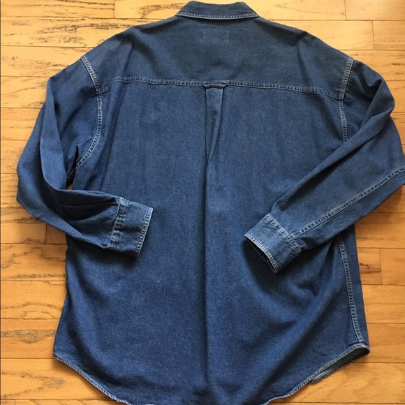 65 off chaps other chaps ralph lauren heavy weight for Heavy button down shirts