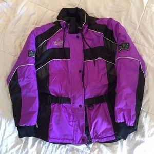 Jackets & Blazers - Choko Trail Star snowmobile jacket