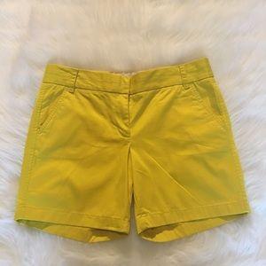 "🌸SALE🌸 J. Crew 7"" Chino Shorts"