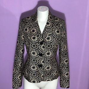 Kim Rogers Jackets & Blazers - Kim Rogers gold & black blazer