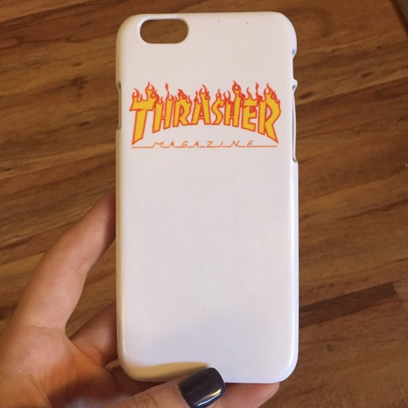 info for 80f8d 407a2 Thrasher iphone 6 case