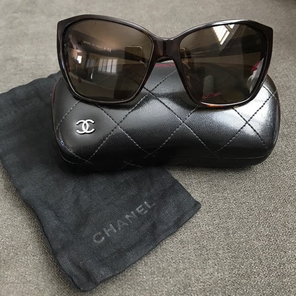 8e3e6fc24276e CHANEL Accessories - Chanel Sunglasses 5203 Turquoise Glitter