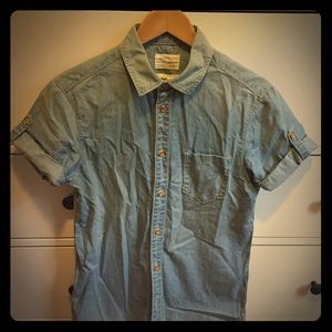 Esprit Other - Esprit Denim Men's Short Sleeve Shirt