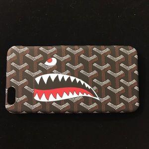 Other - 🆕Apple iPhone 6s Plus Goyard shark Bape case
