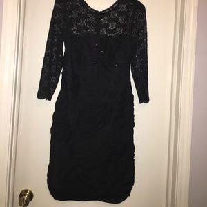 Alex Evenings Dresses & Skirts - Alex Evenings special occasion black dress