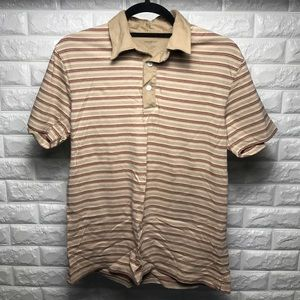 Banana Republic polo shirt.
