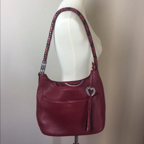 adbbc14ef142 Brighton Handbags - Brighton Barbados Hobo Bag