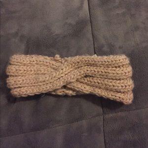 Forever 21 beige headband