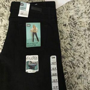 Women's Lee Black jeans