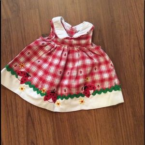 Starting Out Other - Ladybug dress!  $5 with bundle