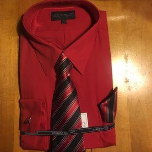 Giorgio Brutini Other - NWT! Long sleeved dress shirt