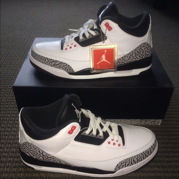 34248c18e841af Air Jordan 3 infrared size 11.5.
