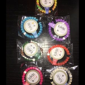 Lokai Jewelry - Medium Lokai bundle set of 7