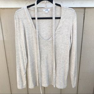 LNA Sweaters - LNA Thin Sweater SS