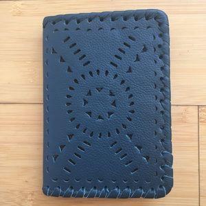 Cleobella Accessories - NWOT Cleobella teal passport holder