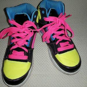 Other - OP Girls Neon Sneakers