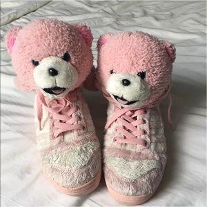 Jeremy Scott x Adidas Shoes - Jeremy Scott (6.5 women's)