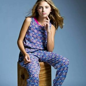 Mia Chica Other - Girl's Boho Jumpsuit