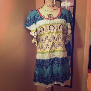 Velvet Dresses & Skirts - Fun top or dress