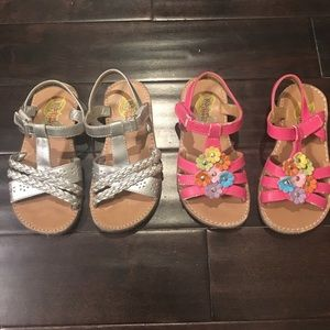 rachel  Other - 🆕 Bundle! 2 pairs of Rachel sandals size 8