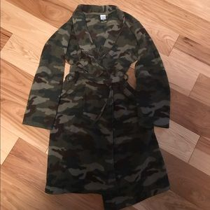 Children's Place Other - Boys Camo Robe