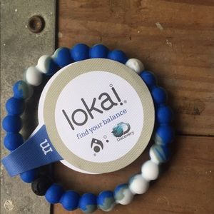 Lokai Jewelry - Blue Camo Lokai