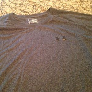 Under Armour Other - Under Armour Grey tshirt New Without tags