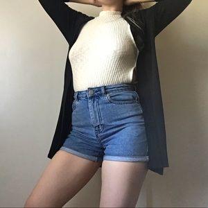 Cotton On Sweaters - Sleek Black Cardigan