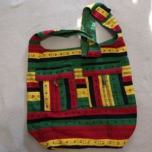 Handbags - Rasta handbag