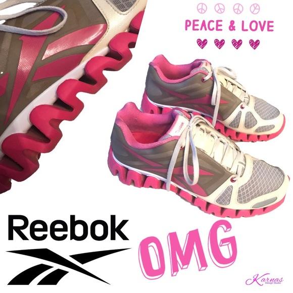 low priced fe2c0 36b0f REEBOK Zigtech Running Shoes 11. M 59067b922de512461b0264b3
