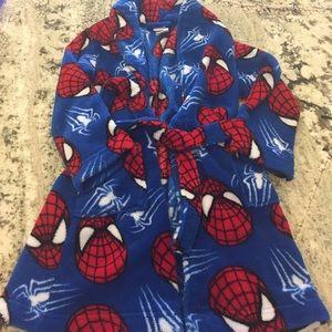 Spiderman Other - Boys Spider-Man Robe!