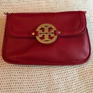 Tory Burch Handbags - Red Tory Burch Crossbody