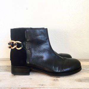 Sam Edelman Shoes - Sam Edelman Chain Booties