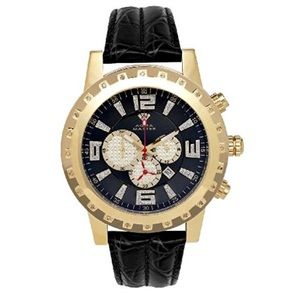 Other - New! Aqua Master Men's 50mm Round Watch