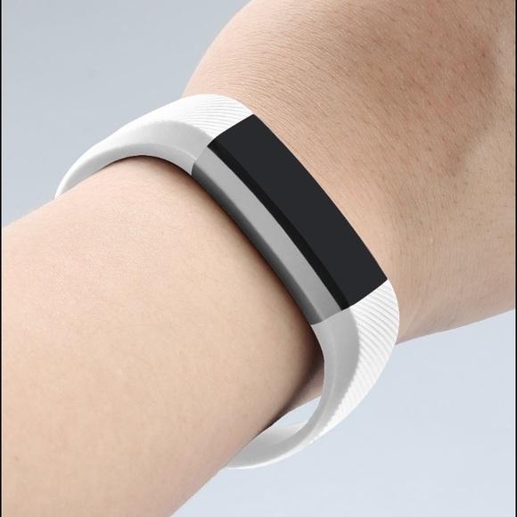 Accessories White Fitbit Alta Band Poshmark