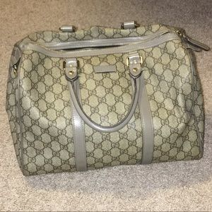 Gucci Handbags - Gucci Boston Handbag