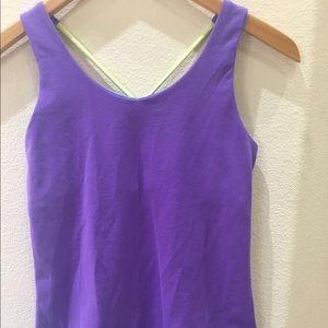 Ivivva Other - Girls purple Ivivva tank